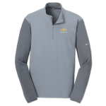 Nike Dri-FIT Grey Chevrolet 1/2 Zip Pullover