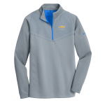 NIKE Grey/Blue Therma-FIT Chevrolet 1/2 Zip