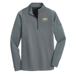 NIKE Grey/Black Therma-FIT Chevrolet 1/2 Zip