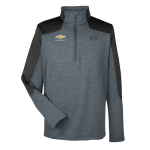 Under Armour Stealth Grey Chevrolet 1/4 Zip