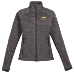 Ladies Chevrolet Bonded Fleece Jacket