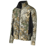 Chevrolet Camo Colorblock Soft Shell Jacket