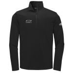 Black North Face Tech 1/4 Zip Fleece