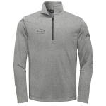 Grey North Face Tech 1/4 Zip Fleece