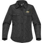 Ladies' Carbon Diamondback Chevrolet Jacket