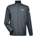 UA Windstrike Jacket Grey GBT Chevy