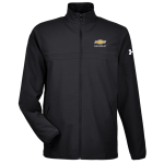 UA Windstrike Jacket Black GBT Chevy