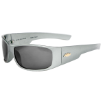 Silver Chevrolet Sunglasses