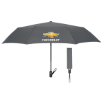 Grey Inversion Collapsible Umbrella