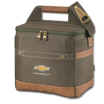 Chevrolet Bowtie Green Lunch Cooler