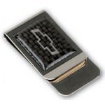Bowtie Carbon Fiber Money Clip