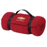 Red Chevrolet Blanket