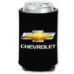 Chevrolet Neoprene Can Holder Koozie