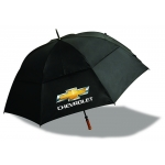 Black Chevrolet Umbrella