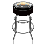 Chevrolet Gold BT Shop Stool