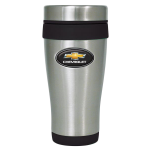 16 oz. Stainless Tumbler w/ Gold BT