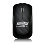 Carbon Fiber Chevrolet Wireless Mouse