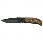 Chevrolet Autumn Hunt Knife w/ Camo Handle
