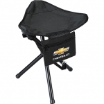 Black Tripod Mini Chevrolet Stool