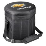 Black Chevrolet Gameday Cooler Seat