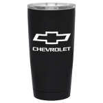 Black Little BOSS Chevrolet Tumbler
