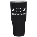 Black BOSS Chevrolet Tumbler