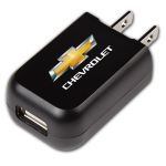Chevrolet USB wall adapter