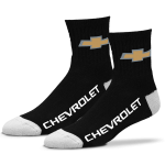 Chevrolet Quarter Socks