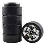 Tire Tread mug w/ GBT Chevrolet