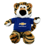 14 inch Tall Plush Chevrolet Tiger