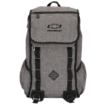 Grey Computer Backpack