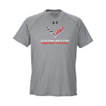 Under Armour Grey Corvette Racing T-Shirt