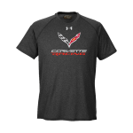Under Armour Black Corvette Racing T-Shirt