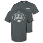 Chevy Racing Speed Shop Dark Heather.