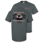 Corvette Racing Concept Dark Heather T-Shirt