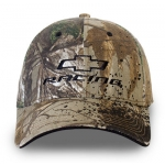 Realtree Camo Flex Fit Chevy Racing Hat