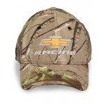 Chevy Racing Fitted Camo Hat