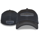 Black Fitted Cap w/ Chevy Racing Weld