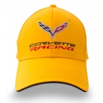 Gold Corvette Racing Hat