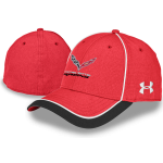 Under Armour Corvette Racing Cap Red/White L/XL