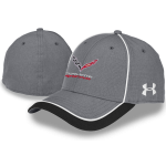 Under Armour Corvette Racing Cap Graphite/White L/XL