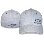 Chevrolet Racing Soft Heather Grey Fitted Cap