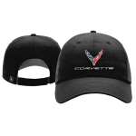 Richardson® Black Corvette Next Gen Unstructured Cap