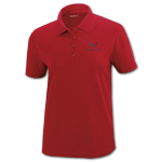 Women's Red Corvette Next Gen Core365 Polo