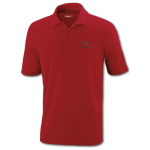 Men's Red Corvette Next Gen Core365 Polo