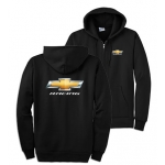 Bowtie Racing Zip Up Hoodie