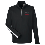 Under Armour Black Corvette Racing Qualifier 1/4 Zip