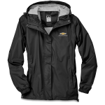 Lds Chevy Racing Waterproof Rain Jacket