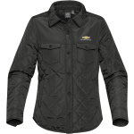 Ladies' Carbon Diamondback Chevrolet Racing Jacket