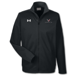 Men's Black Corvette Next Gen Under Armour Team Jacket